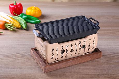 烧烤火锅炉具