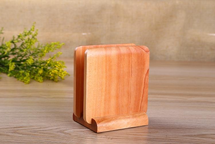 餐巾架 白木