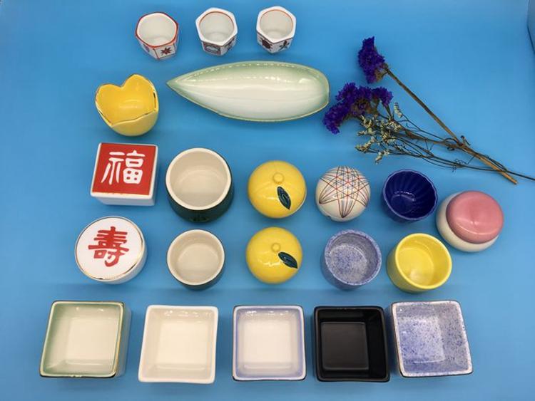 陶瓷珍味杯系列 料理陶瓷 创意陶瓷 日本陶瓷 日式陶瓷